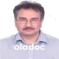 General Surgeon at AKUH Consulting Clinic Karachi Dr. Aamir Mustafa Jafarey