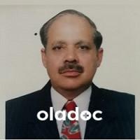 General Surgeon at Hasan Medical Centre Lahore Dr. Nazir Ahmed Khan