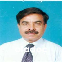 Best Pulmonologist in Islamabad - Dr. M. Saeed Khan
