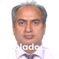 Eye Specialist at Pakistan Institute of Medical Sciences (PIMS) Islamabad Dr. Ashok Kumar