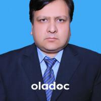 Pediatric Surgeon at Sadaf's Specialized Children & General Hospital Islamabad Dr. Bashir Ur Rahman