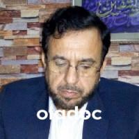 Best Addiction Specialist in DHA, Karachi - Prof. Dr. Muhammad Siddiq