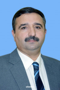 Orthopedic Surgeon at Khyber Medical Centre (Dabgari Garden) Peshawar Assoc. Prof. Dr. Israr Ahmad