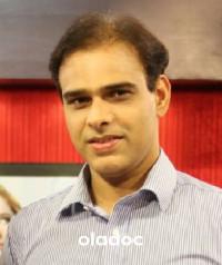 Eye Specialist at The Eye Associates Lahore Dr. M.Ali Ayaz Sadiq