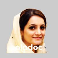 Gynecologist at Online Video Consultation Video Consultation Dr. Ayesha Azam Khan