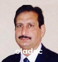 Best Orthopedic Surgeon in Westwood Colony, Lahore - Dr. Abdullah Farooq Khan