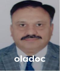 Dermatologist at Inside Dr. Naeem Lodhi Clinic Lahore Dr. Asim Ali Hyder