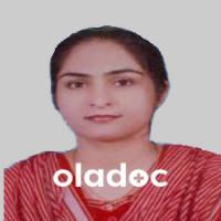 Eye Surgeon at Hashmanis Hospital  (Gulistan-e-Jauhar) Karachi Dr. Saima Majid