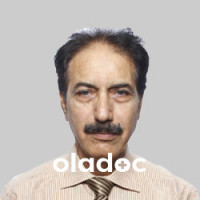 Eye Specialist at Hashmanis Hospital (Clifton) Karachi Dr. Hanif Godil