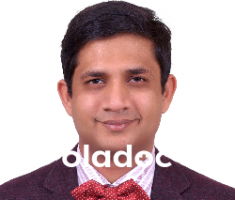 ENT Specialist at Online Video Consultation Video Consultation Dr. Talha Ahmed Qureshi