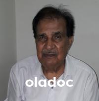 Best Internal Medicine Specialist in Karachi - Prof. Dr. M. Aslam Arain