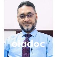 Best ENT Specialist in Garden Road, Karachi - Dr. Muhammad Shahid Faizani