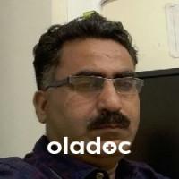 Orthopedic Surgeon at National Institute of Blood Diseases (NIBD) Karachi Dr. Hussain Bux