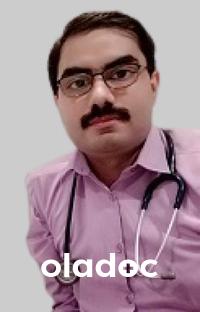 Internal Medicine Specialist at Tabibi Medical Centre Islamabad Dr. Arslan Ahmad