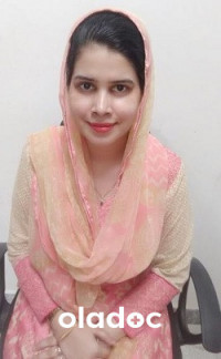 Best Physiotherapist in Lahore - Ms. Bazal Bukhari