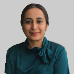 Gynecologist at Online Video Consultation Video Consultation Dr. Rubab Ali