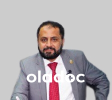 Dermatologist at Smart Medical and Diagnostics Center Islamabad Dr. Zeeshan Perwaiz