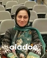 ENT Specialist at Tahir Medical Centre (TMC) Karachi Dr. Hurtamina Khan