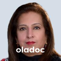 Gynecologist at Online Video Consultation Video Consultation Prof. Dr. Alia Bashir