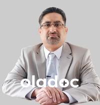 Psychiatrist at Online Video Consultation Video Consultation Dr. A. Sajjad Siddiqui