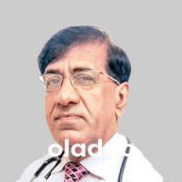 Prof. Dr. M. Zaman Shaikh (Diabetologist) Karachi