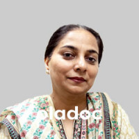 Obstetrician at South City Hospital Karachi Dr. Sarah Feroze