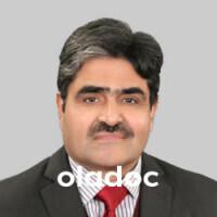 Orthopedic Surgeon at Orthopaedic Medical Complex (OMC) Lahore Dr. Mazhar Iqbal Chaudhry