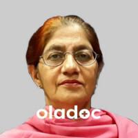 Gynecologist at Life Line Hospital (Johar Town) Lahore Dr. Rubina Zaib
