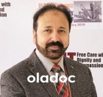 Prof. Dr. Salman Ahmed Tipu (Urologist) Rawalpindi