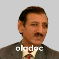 Best Eye Specialist in Temple Road, Lahore - Dr. Afzal Ali Syed