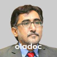 Best Pulmonologist in Bahadurabad, Karachi - Dr. Naseem Ahmed