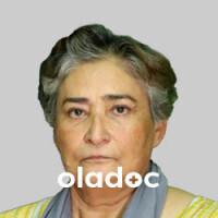 Best Psychiatrist in Jail Road, Lahore - Dr. Nusrat Habib Rana