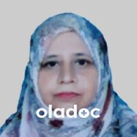 Best Internal Medicine Specialist in DHA Phase 6, Karachi - Dr. Samina Khalid