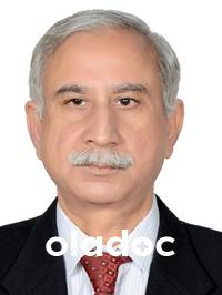 Best Psychiatrist in Lahore - Prof. Dr. Muhammad Ismail Tariq
