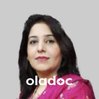 Gynecologist at Online Video Consultation Video Consultation Dr. Shysta Shaukat