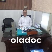 Best Nephrologist in Peshawar - Dr. Najm Ud Din