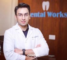 Dentist at Dental Works Lahore Dr. Saad Naveed