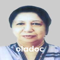 Cardiologist at Hashmanis Hospital (Saddar) Karachi Prof Dr. Khalida Soomro
