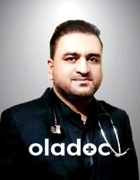 Diabetologist at Imam Clinic Karachi Dr. Nadeem Naeem