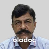 ENT Specialist at Hilal-e-Ahmar Medical Hospital Karachi Dr. M. Jamil Memon