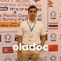 Dr. Sajid Jabbar (Pediatrician) Karachi