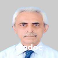 Cardiologist at Hashmanis Hospital (Saddar) Karachi Dr. Ziauddin Phanwar