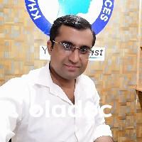 Best Doctor for Dizziness, Vertigo, and Imbalance in Multan - Mr. Mohsin Abbas Khan
