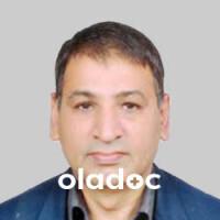 Best Orthopedic Surgeon in Shadman, Lahore - Dr. Safdar Ali Khan
