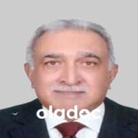 Nephrologist at Clifton Kidney & General Hospital Karachi Dr. Arshad Ahmed