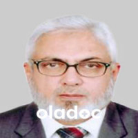 Pediatrician at Faisalabad Specialists Clinic (Peoples Colony) Faisalabad Dr. Tariq Mehmood