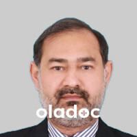 Eye Specialist at Online Video Consultation Video Consultation Col.(R).Assoc. Prof. Dr. Khawaja Khalid Shoaib