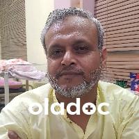 Physiotherapist at Iffat Anwar Medical Complex Lahore Dr. Abid Harif Awan