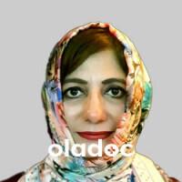 Gynecologist at Medicare Cardiac & General Hospital Karachi Dr. Durdana Andleeb