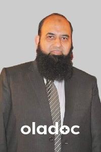 General Surgeon at South Punjab Hospital Multan Prof. Dr. Naveed Akhtar